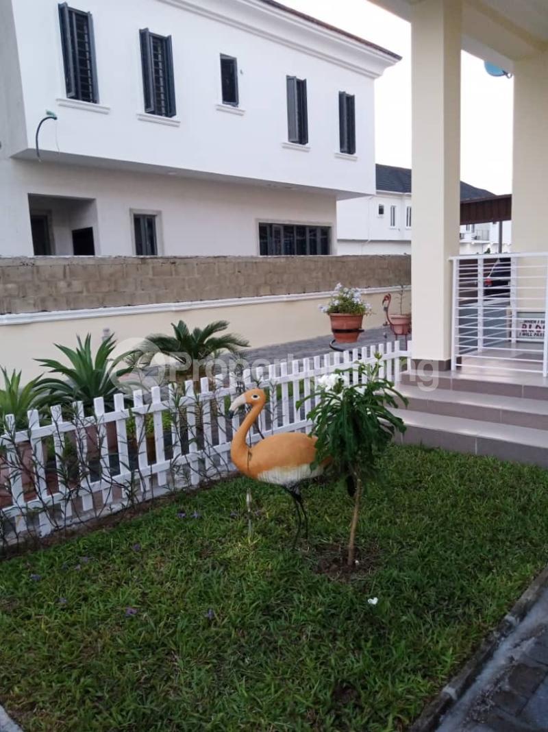 3 bedroom Detached Duplex for sale Fountain Springville Estate, Sangoted Behind Shoprite Sangotedo Ajah Lagos - 0