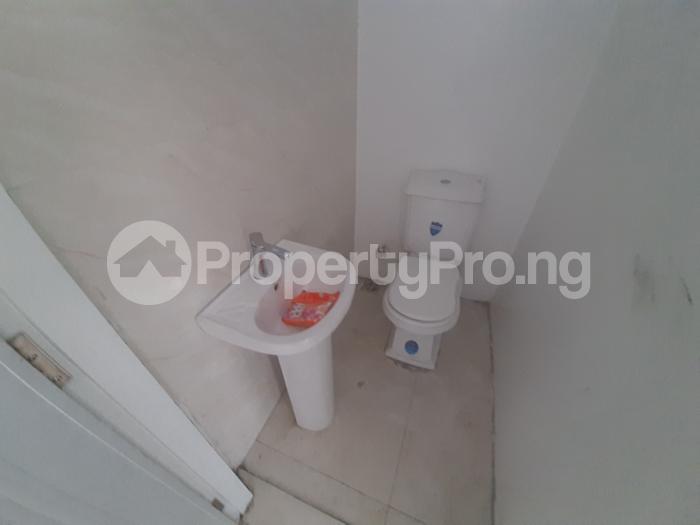 3 bedroom Semi Detached Duplex House for sale thomas estate ajah Thomas estate Ajah Lagos - 3