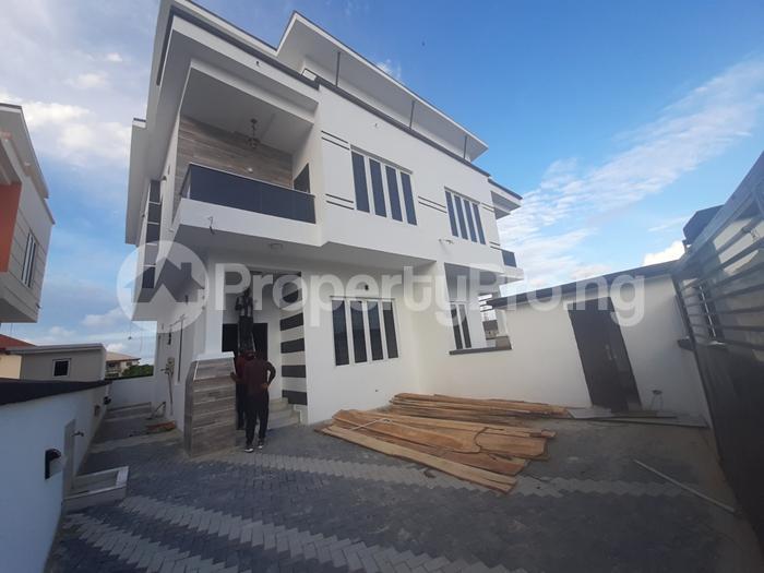 3 bedroom Semi Detached Duplex House for sale thomas estate ajah Thomas estate Ajah Lagos - 0
