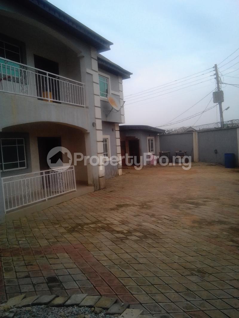 3 bedroom Flat / Apartment for rent Eyita Agric Ikorodu Lagos - 1