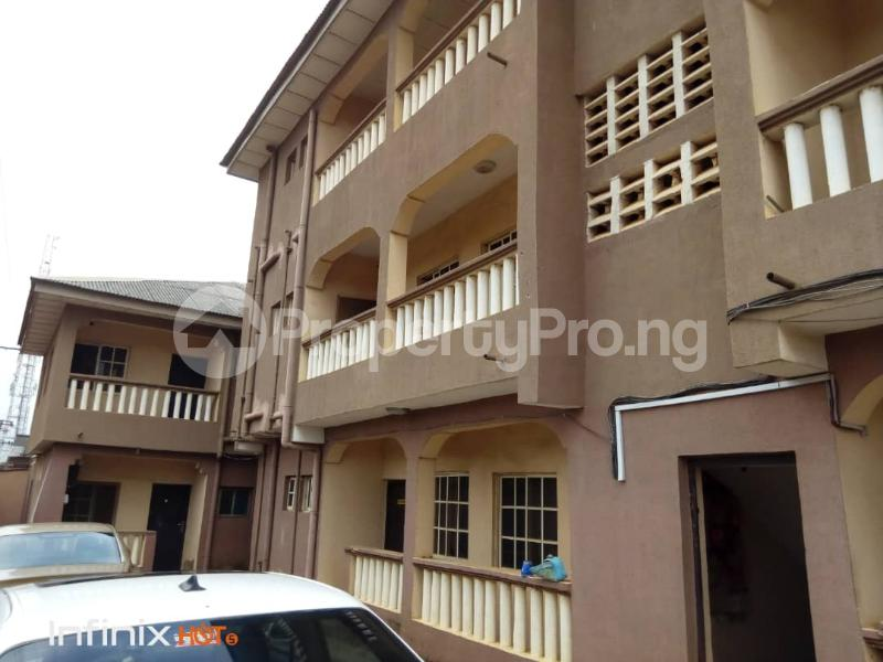 3 bedroom Flat / Apartment for rent  meiran Abule Egba Abule Egba Lagos - 2