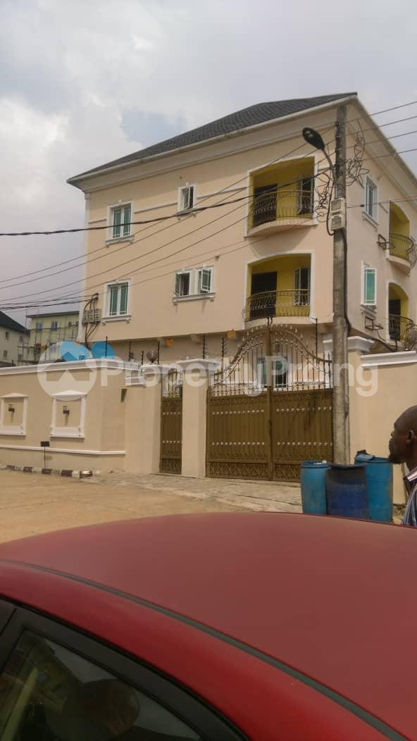 3 bedroom Flat / Apartment for rent Ajao Estate Anthony Village Maryland Lagos - 2