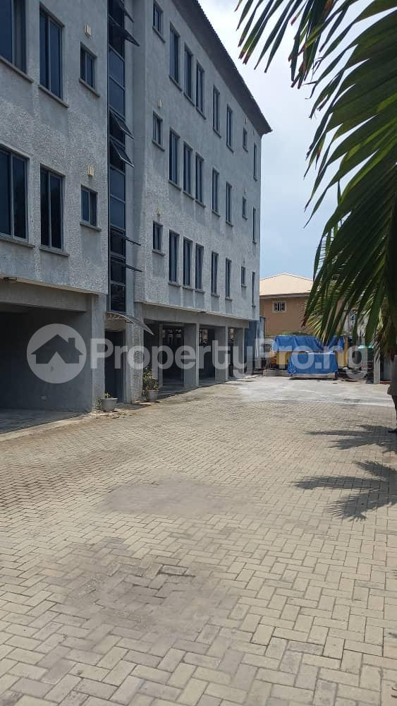 3 bedroom Flat / Apartment for rent Atlantic view estate off Alpha Beach road  Igbo-efon Lekki Lagos - 0