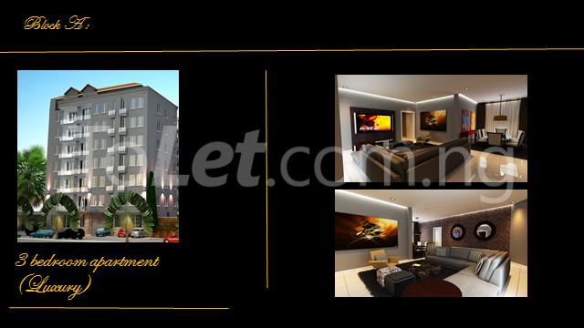 3 bedroom Flat / Apartment for rent Milverton Ikoyi Mojisola Onikoyi Estate Ikoyi Lagos - 1
