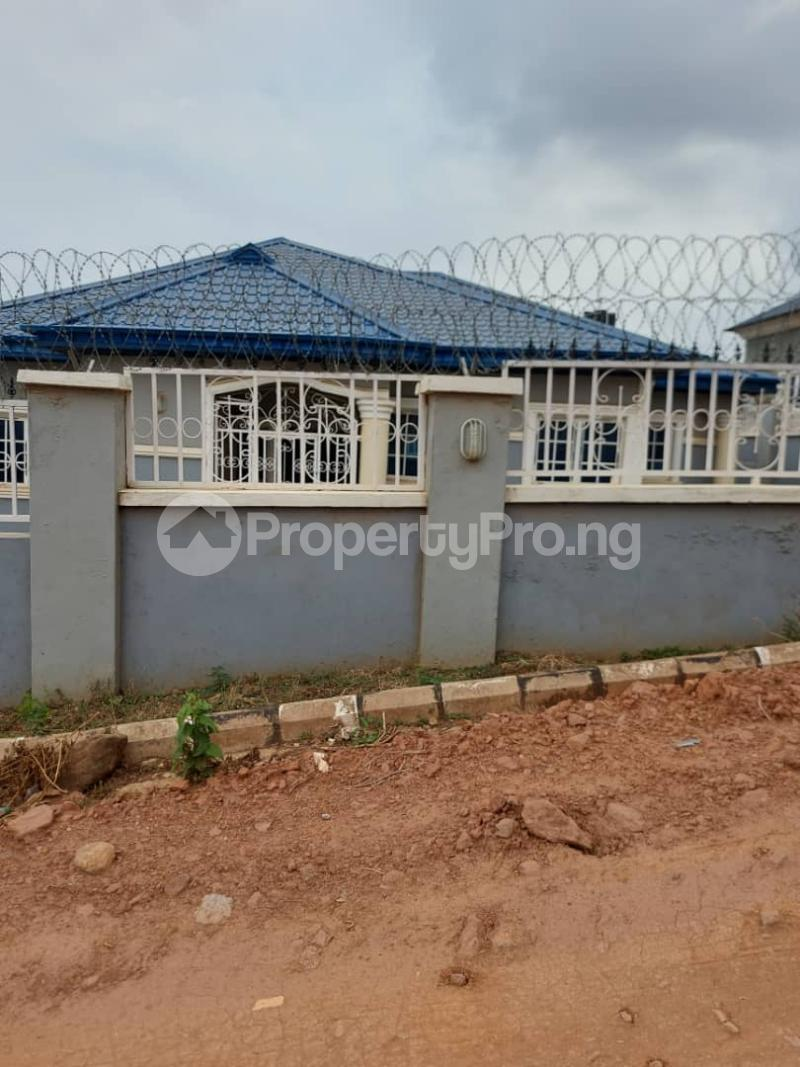 3 bedroom Semi Detached Bungalow for sale Pyakasa,, Lugbe Abuja - 0