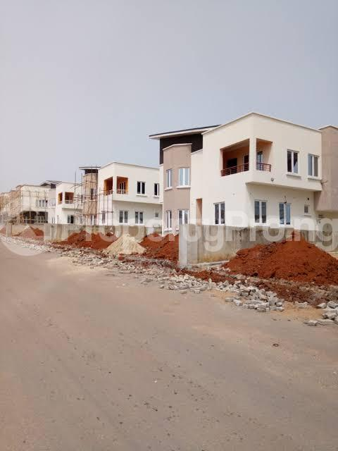4 bedroom Semi Detached Duplex House for sale Lifecamp  Life Camp Abuja - 4
