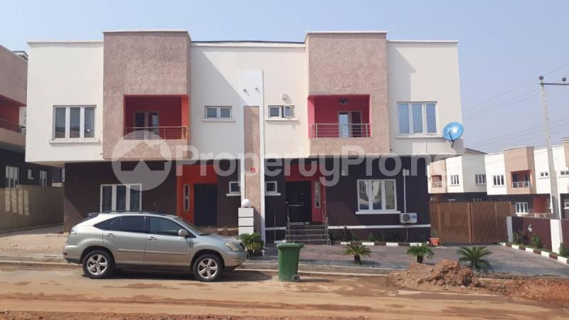 4 bedroom Semi Detached Duplex House for sale Lifecamp  Life Camp Abuja - 2