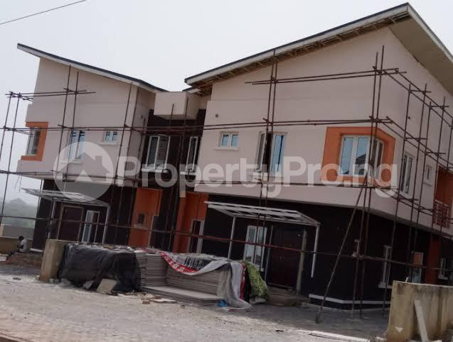 4 bedroom Semi Detached Duplex House for sale Lifecamp  Life Camp Abuja - 5