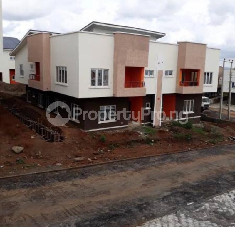 4 bedroom Semi Detached Duplex House for sale Lifecamp  Life Camp Abuja - 6