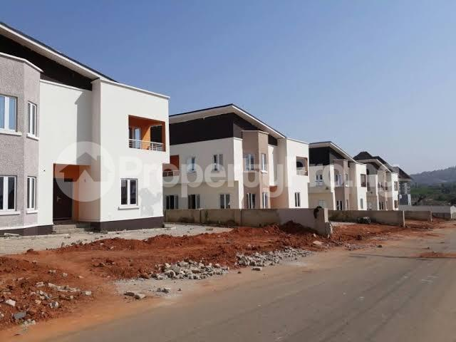 4 bedroom Semi Detached Duplex House for sale Lifecamp  Life Camp Abuja - 1