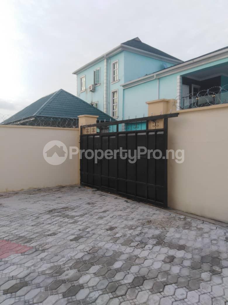 3 bedroom Semi Detached Duplex House for rent Yomi balogun estate, 5mins drive after bogije Abijo Ajah Lagos - 19