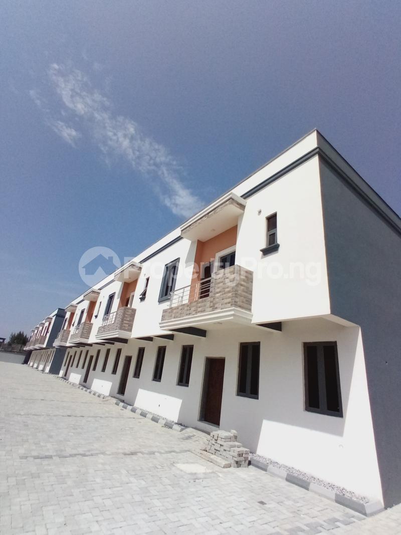 3 bedroom Terraced Duplex for sale 2nd Toll Gate Chevron chevron Lekki Lagos - 10