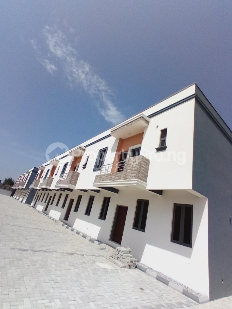 3 bedroom Terraced Duplex for sale 2nd Toll Gate Chevron chevron Lekki Lagos - 9
