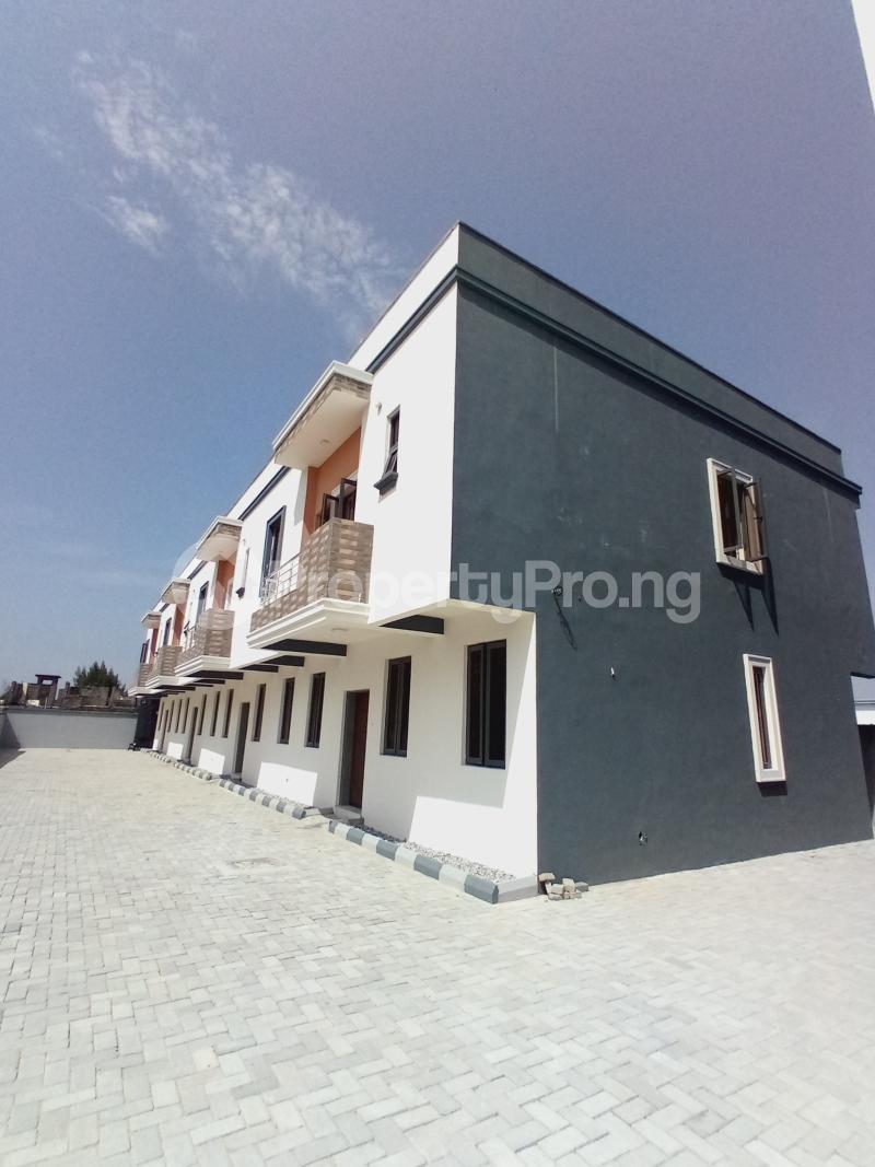 3 bedroom Terraced Duplex for sale 2nd Toll Gate Chevron chevron Lekki Lagos - 4