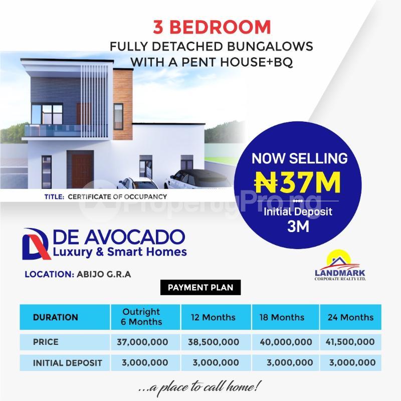 3 bedroom Terraced Duplex for sale Abijo Gra Abijo Ajah Lagos - 2