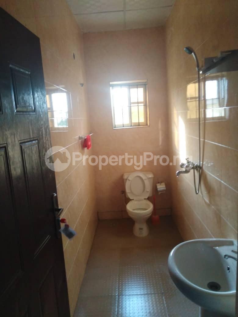 3 bedroom Semi Detached Duplex House for rent Yomi balogun estate, 5mins drive after bogije Abijo Ajah Lagos - 10