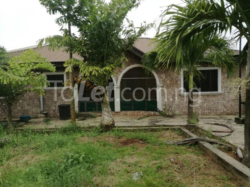 3 bedroom Detached Bungalow House for sale irawo owode onirin Mile 12 Kosofe/Ikosi Lagos - 0