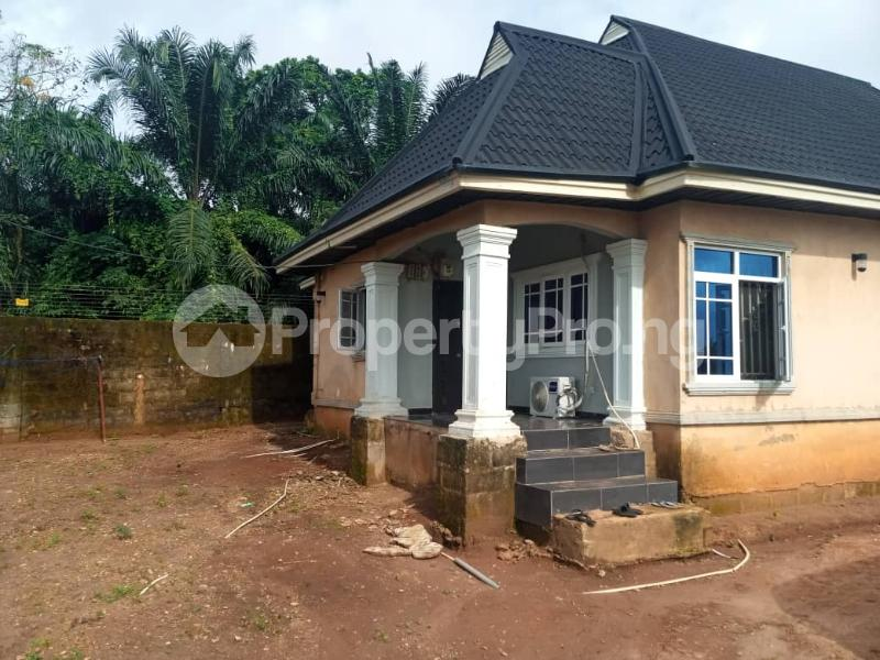 3 bedroom Detached Bungalow House for sale Ebo iyekogba Off Airport rd GRA Central Edo - 0