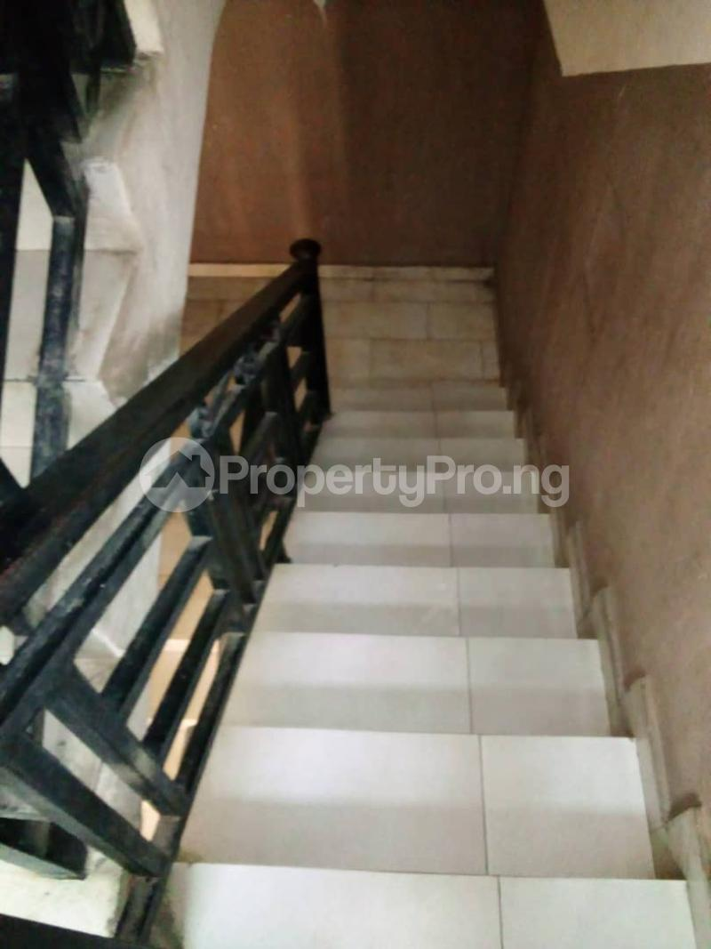 3 bedroom Flat / Apartment for rent Dideolu Court Ogba Main Ogba Lagos - 2