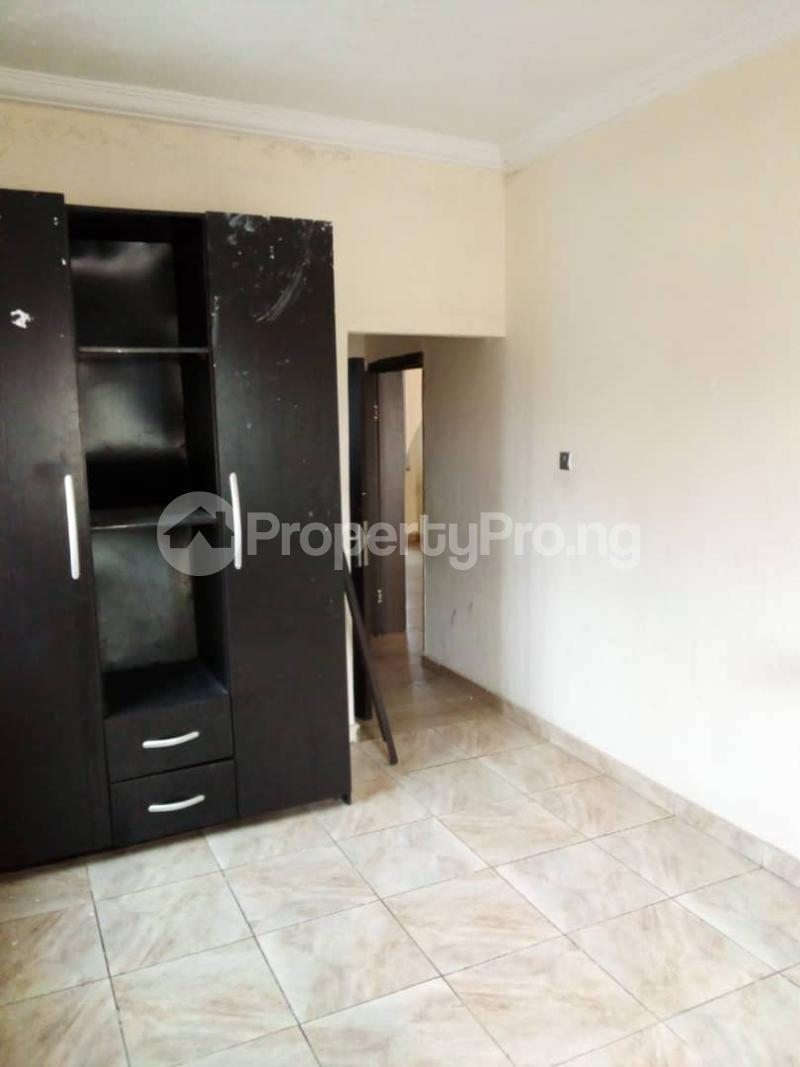 3 bedroom Flat / Apartment for rent Dideolu Court Ogba Main Ogba Lagos - 1
