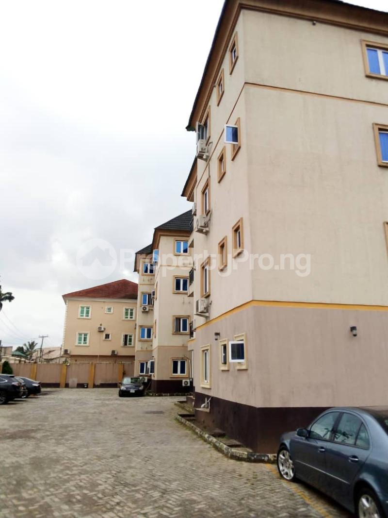 3 bedroom Flat / Apartment for rent Dideolu Court Ogba Main Ogba Lagos - 4
