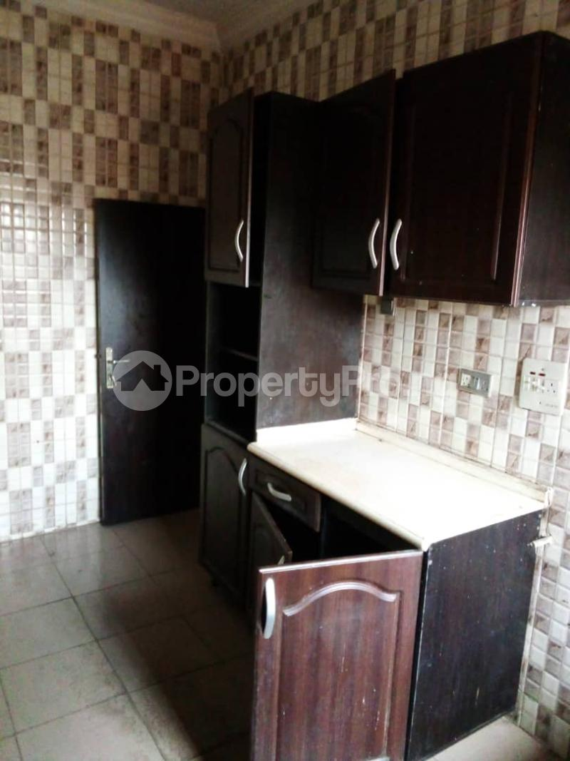 3 bedroom Flat / Apartment for rent Dideolu Court Ogba Main Ogba Lagos - 6