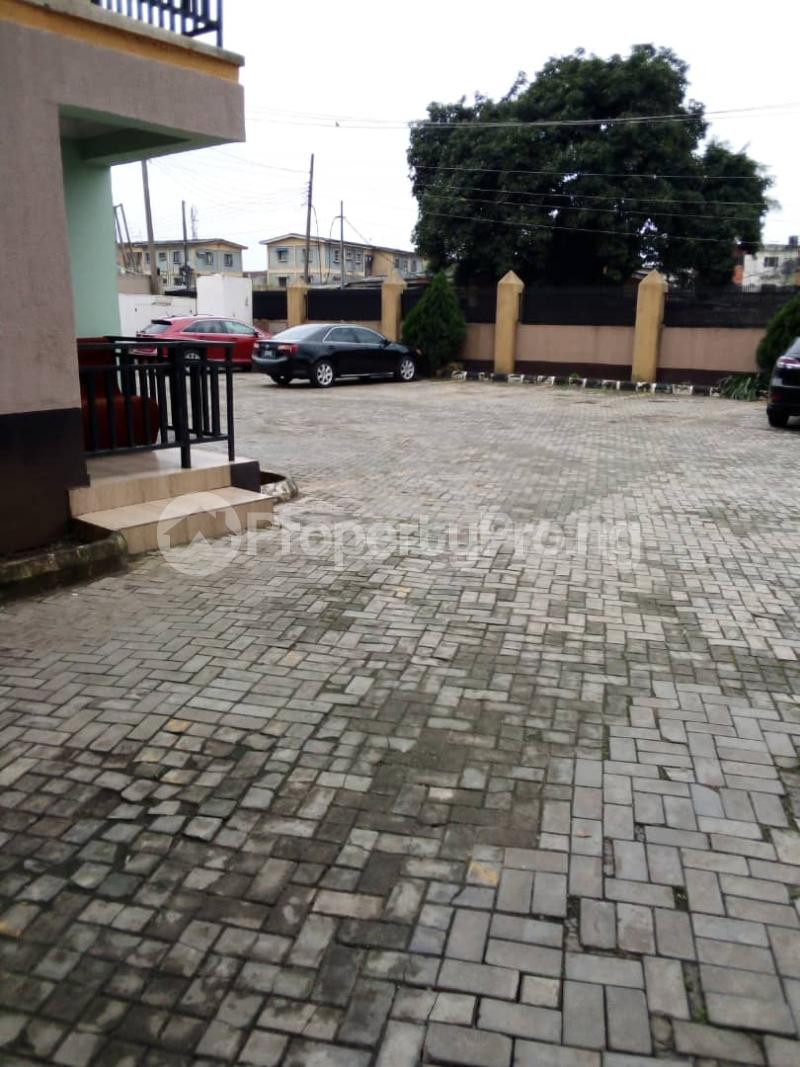 3 bedroom Flat / Apartment for rent Dideolu Court Ogba Main Ogba Lagos - 0