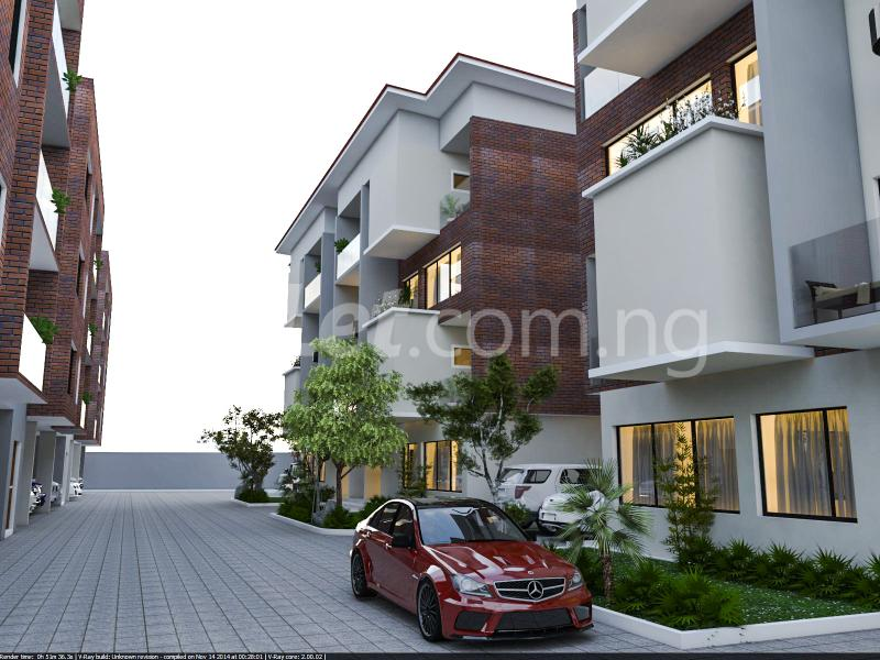 3 bedroom Flat / Apartment for sale Sholanke Street  Ebute Metta Yaba Lagos - 0