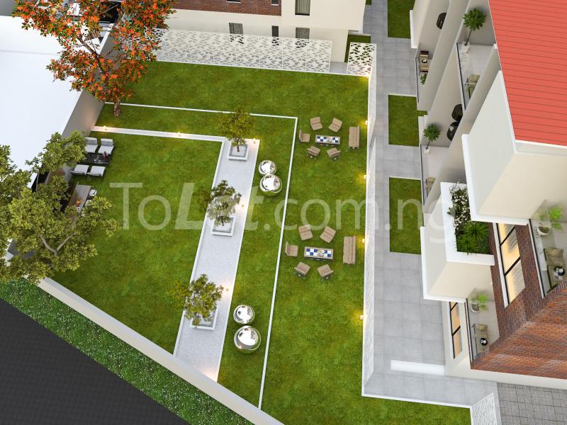 3 bedroom Flat / Apartment for sale Sholanke Street  Ebute Metta Yaba Lagos - 3