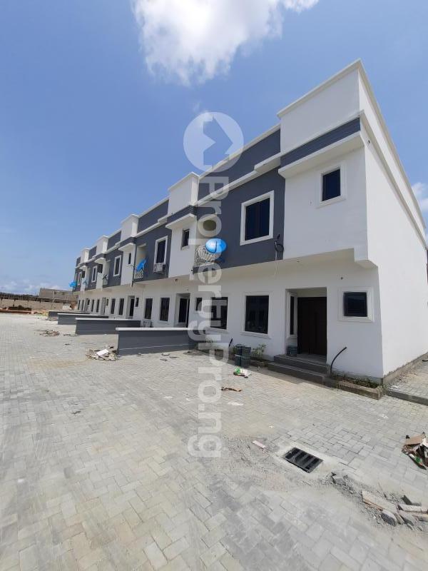 4 bedroom Terraced Duplex House for sale Off Abraham Adesanya Road Abraham adesanya estate Ajah Lagos - 1