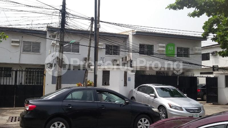 3 bedroom Office Space Commercial Property for sale moshood olugbana Adeola Hopewell Victoria Island Lagos - 0