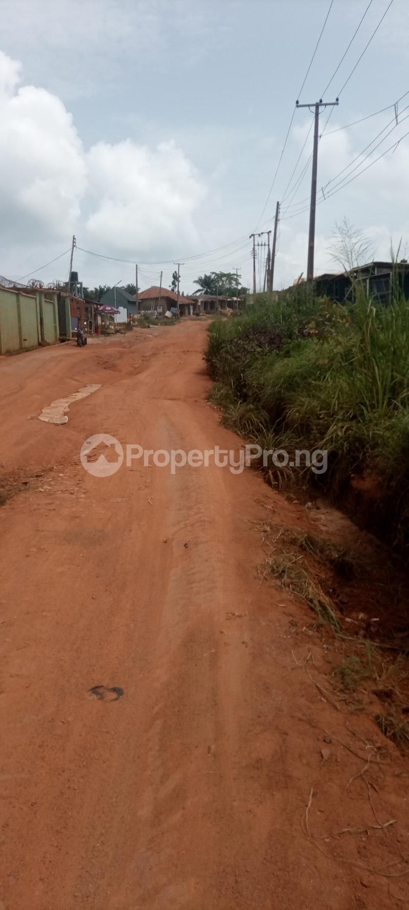Residential Land for sale Oka, Along Stella Palace Hotel Road Ondo City Ondo West Ondo - 3