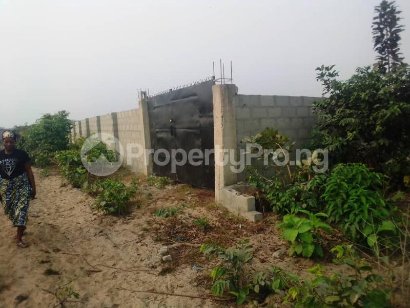 Mixed   Use Land Land for sale Aradagun badagry Lagos Aradagun Badagry Lagos - 1
