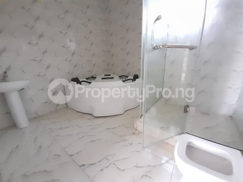 4 bedroom Detached Duplex House for sale Chevron chevron Lekki Lagos - 13