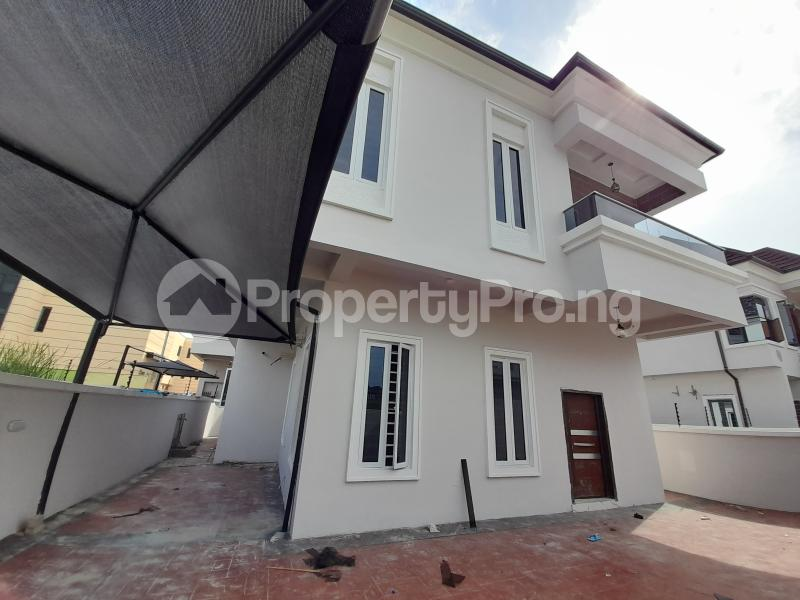 4 bedroom Detached Duplex House for sale Chevron chevron Lekki Lagos - 6