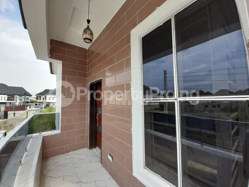4 bedroom Detached Duplex House for sale Chevron chevron Lekki Lagos - 9
