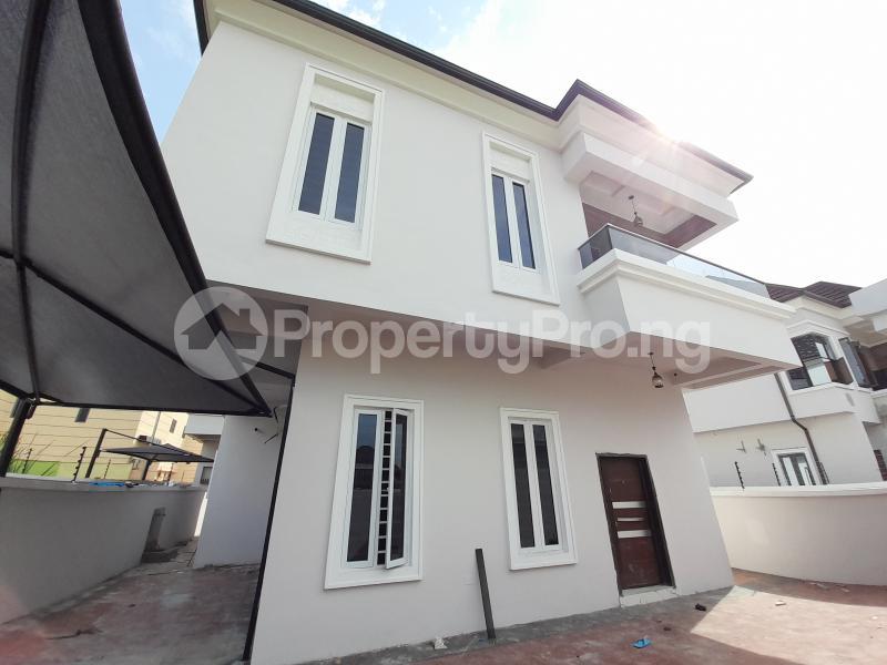 4 bedroom Detached Duplex House for sale Chevron chevron Lekki Lagos - 5