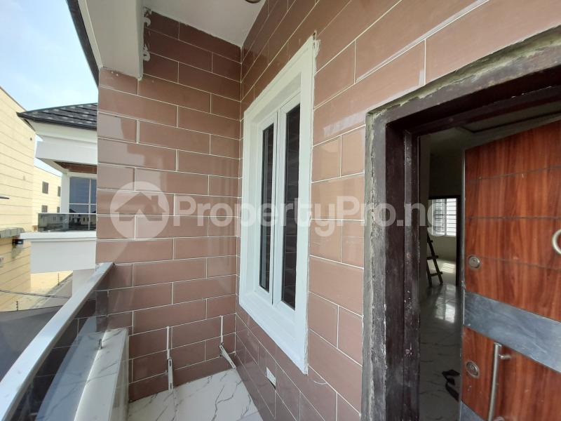 4 bedroom Detached Duplex House for sale Chevron chevron Lekki Lagos - 16