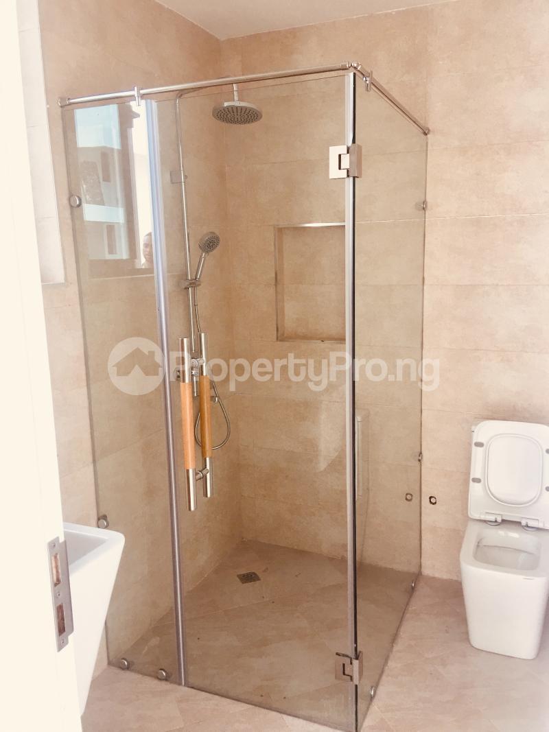 4 bedroom Terraced Duplex House for sale Near Mega Plaza  Victoria Island Lagos - 12