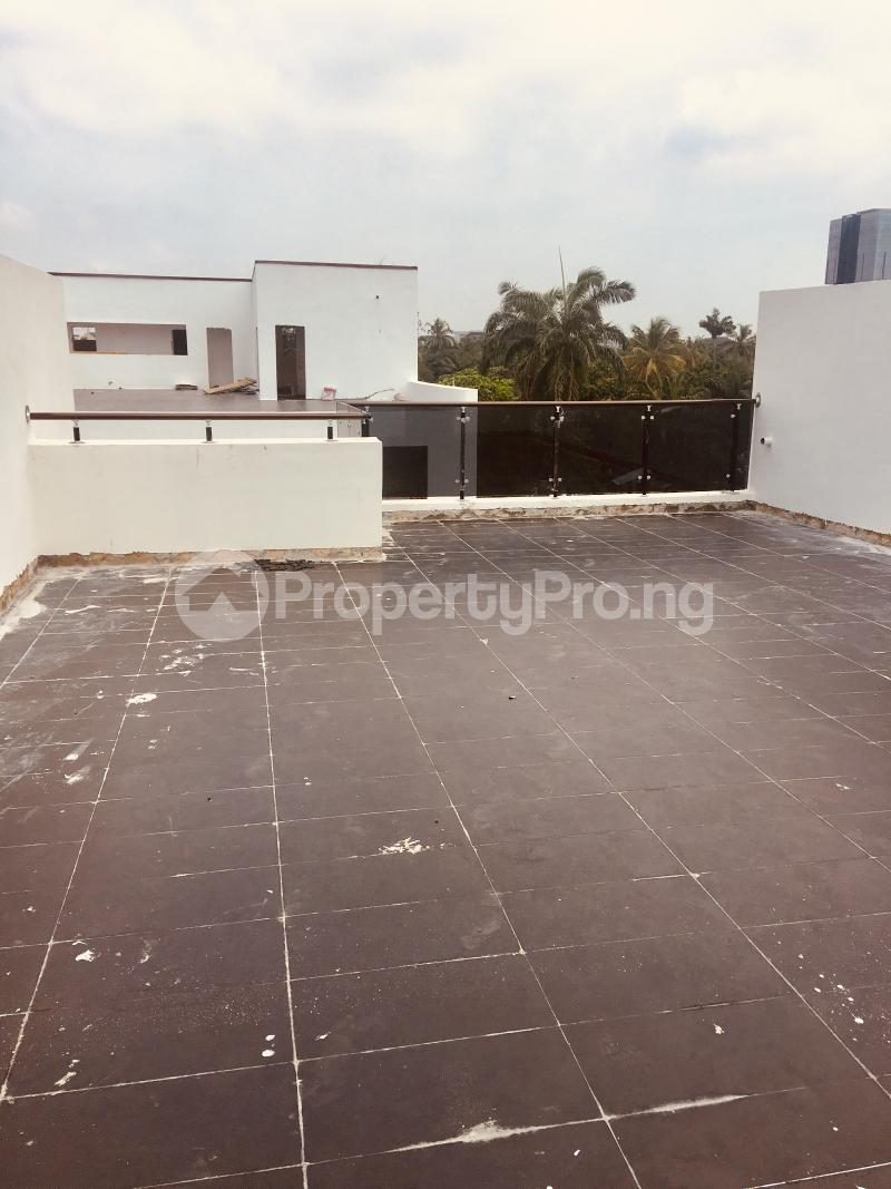 4 bedroom Terraced Duplex House for sale Near Mega Plaza  Victoria Island Lagos - 20