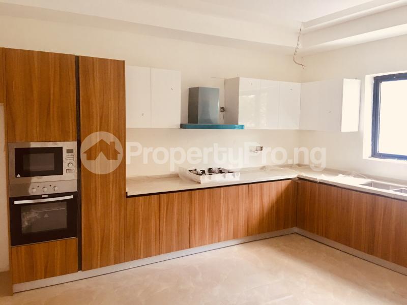 4 bedroom Terraced Duplex House for sale Near Mega Plaza  Victoria Island Lagos - 10