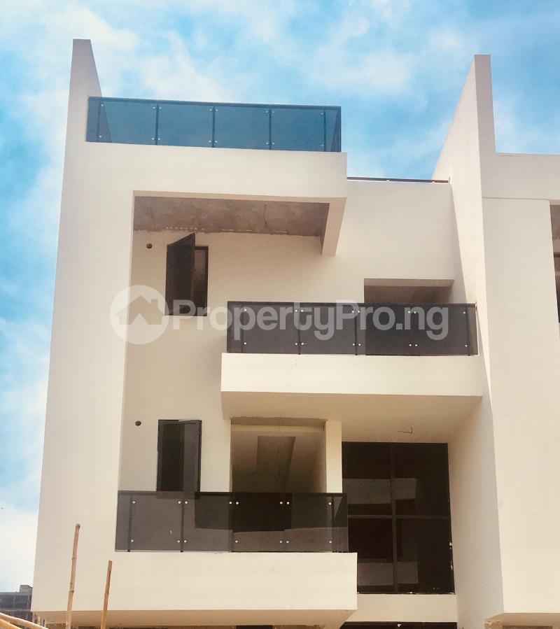 4 bedroom Terraced Duplex House for sale Near Mega Plaza  Victoria Island Lagos - 23