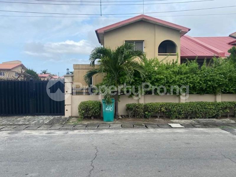 4 bedroom Semi Detached Duplex for sale Atlantic Beach Estate, Victoria Island Lagos - 2