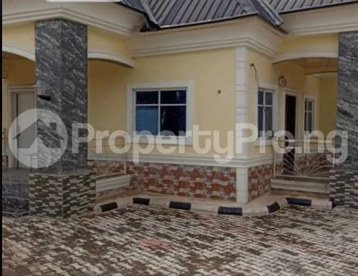 4 bedroom Detached Bungalow for sale World Bank Owerri Imo - 0
