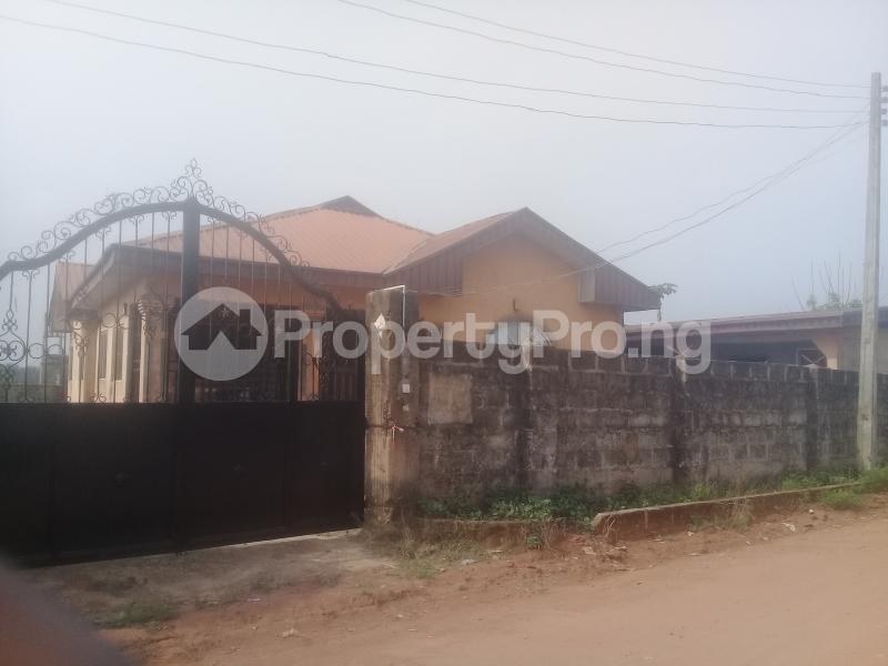 4 bedroom Detached Bungalow House for sale Peace Ogbeifun Aruogba off airport road  Oredo Edo - 0