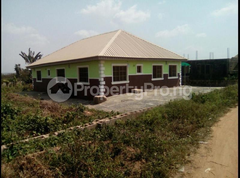 4 bedroom Detached Bungalow House for sale 2 Stallion Street, Jenriyin area, Kute, Off Akobo road, Ibadan. Akobo Ibadan Oyo - 3