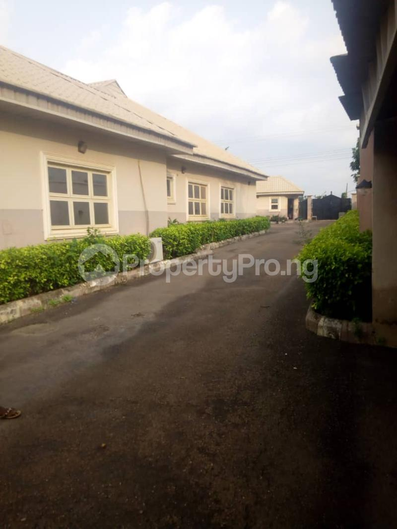 4 bedroom Detached Bungalow House for sale Oke ata housing estate Abeokuta Ogun - 0