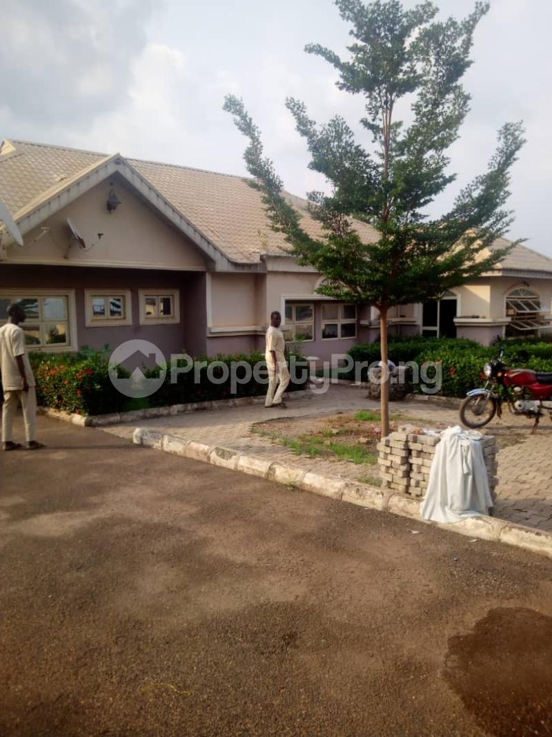 4 bedroom Detached Bungalow House for sale Oke ata housing estate Abeokuta Ogun - 1