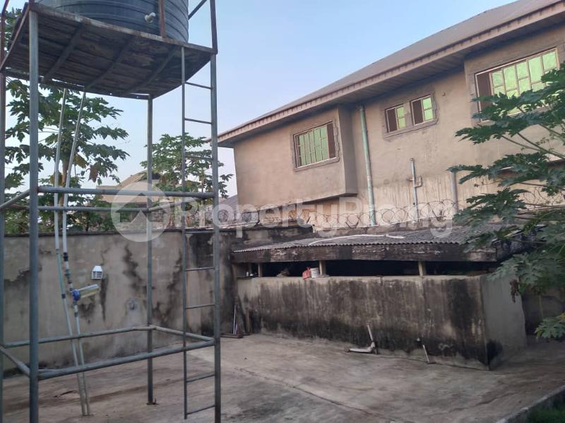 4 bedroom Detached Bungalow House for sale along express akala way tipper garage.  Akala Express Ibadan Oyo - 4