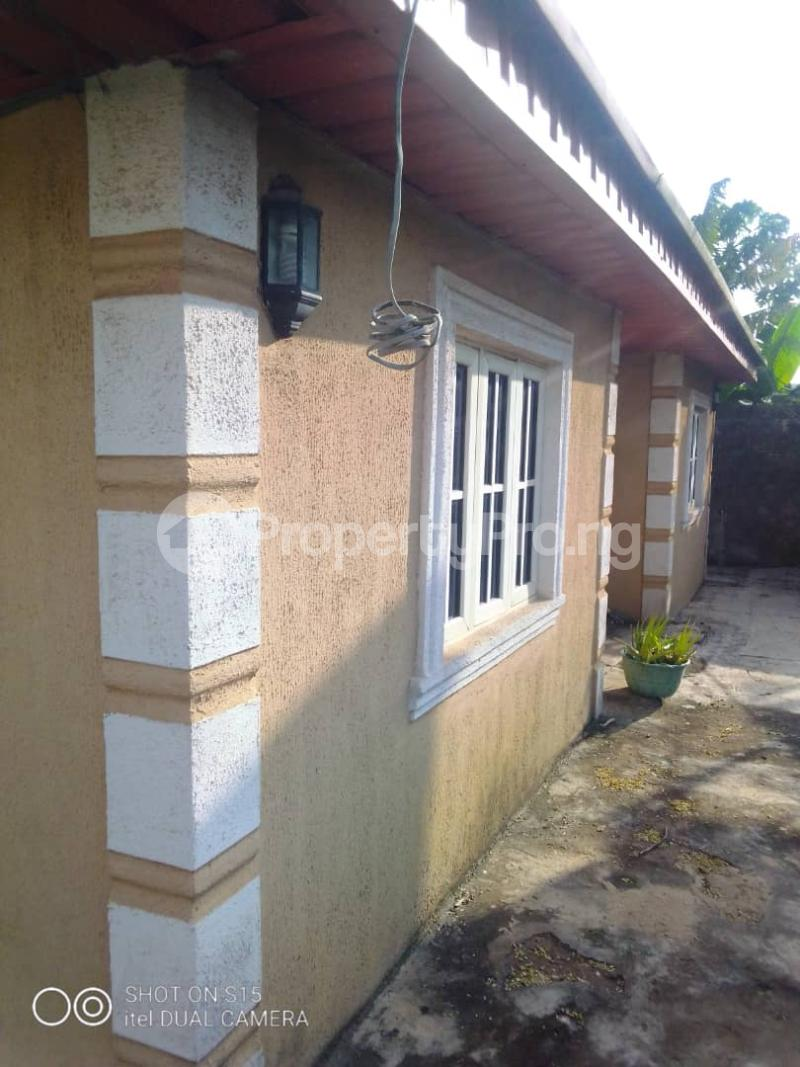 4 bedroom Detached Bungalow House for sale Ijebu Ode Ijebu Ode Ijebu Ogun - 0
